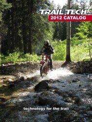2012 CATALOG - Trail Tech