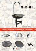 Grill & Feuerschalen - HOGA Kaminfeuer AG - Page 3