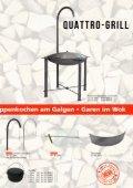 Grill & Feuerschalen - HOGA Kaminfeuer AG - Page 4