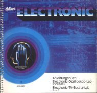 Electronic-Oszilloskop-Lab - Philips