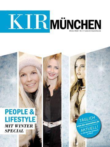 PEOPLE & LIFESTYLE - Kir München