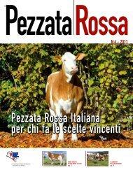 Pezzata Rossa 4 - 2011.pdf - ANAPRI - Associazione Nazionale ...