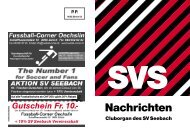 166 - Dezember 2012 - Sportverein Seebach