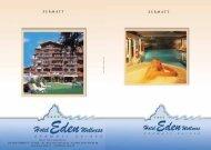 HAUS MADLEN - Hotel Eden