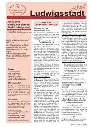 Mitteilungsblatt Februar.cdr - Ludwigsstadt