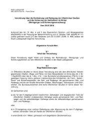 6325 Reinigungs- und SicherungVO - Ludwigsstadt