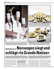 schlägt«laGrandeNation» - Hotellerie et Gastronomie Verlag