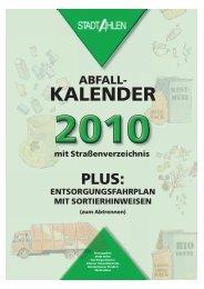 Herausgeber: Stadt Ahlen Der Bürgermeister Ahlener ...