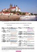 Auf elbe & Moldau - Anni Krug - Seniorenreisen und Begleitung mit ... - Seite 3