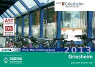 Griesheim (PDF, 2MB) - Dadina