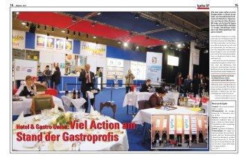 Igeho 07 - Hotellerie et Gastronomie Verlag