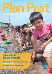 Das Paten-Magazin - Plan Deutschland
