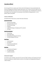 Hier finden Sie detaillierte Informationen zum Aarebordfest 2012