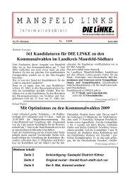 ML-04-2009-Layout 1 - DIE LINKE. Kreisverband Mansfeld-Südharz