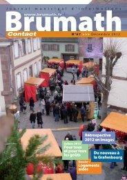 n° 67 de décembre - Brumath