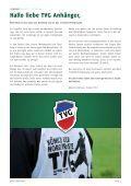 TV GrunDhof I – BreDSTeDTer TSV TV GrunDhof I – Tura MelDorf - Seite 3