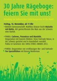 Einladung zur kulinarischen Entdeckungsreise im Bio.Markt Freitag ...