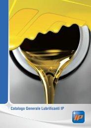 Vai al catalogo generale lubrificanti IP - Daziano Lubrificanti