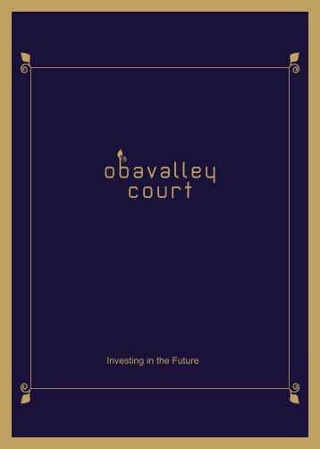 Obavalley Crt. Brochure - claddagh turkish properties ltd.