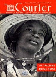 The Awakening of African cinema; The Unesco ... - unesdoc - Unesco