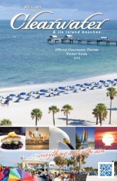 & its island beaches - Clearwater Beach Chamber of Commerce