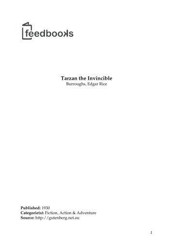 edgar rice burroughs tarzan of the apes pdf free