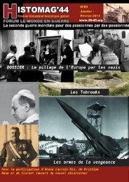 Histomag 69 - Forum Le Monde en Guerre