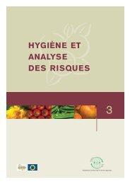 HYGIÈNE ET ANALYSE DES RISQUES - Le Hub Rural
