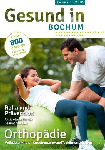 Orthopädie - kvwl-consult