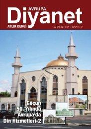 Göçün 50. Yılında Avrupa'da Din Hizmetleri-2 - Diyanet İşleri ...