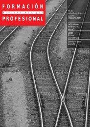 Revista Europea de Formación Profesional Nº 18 - OEI