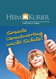 Soziale Verantwortung macht Schule - Unternehmensgruppe Birkholz