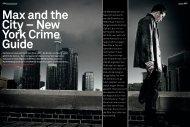 Die Mordstatistik von New York schwankt wie die ... - Intro.de