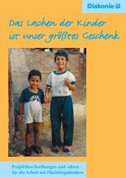 Das Lachen der Kinder ist unser größtes Geschenk - Evangelische ...