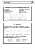 Deutsch üben Klasse 5 Wortarten - FORREFS - Seite 3