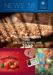 frohe weihnachten und ein gutes neues jahr - European Lotteries