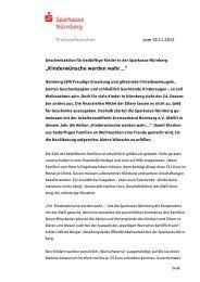 2012_11_16_Kinderwünsche werden wahr - Sparkasse Nürnberg
