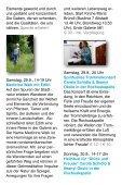 Einleitung Flyer schamanischer Herbst - Freie Akademie Landshut - Seite 5