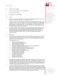 Satzung - Kölner Infarkt Modell