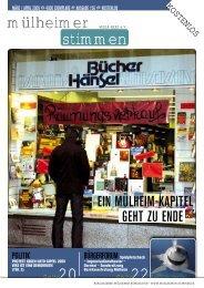 Download - Mülheimer Stimmen