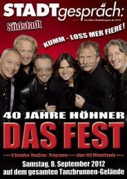 Abgefahren! Plus: Figurentheater Köln - Stadtgespräch - Das Kölner ...