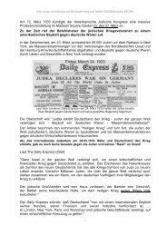 Am 12. März 1933 kündigte der Amerikanische ... - Teleboom.de