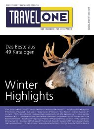 Winter Highlights - Travel-One