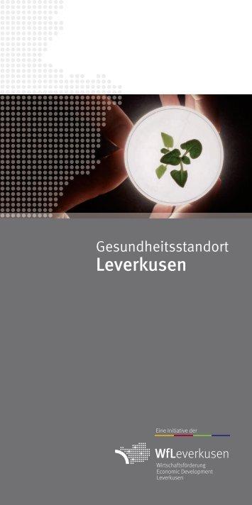 Gesundheitsstandort Leverkusen - WFL - Wirtschaftsförderung ...