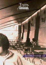 Les invisibles de la mémoire # 02 - Revue traits d'union