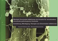 Werdegang der Rickettsien Infektionen - VBCI eV