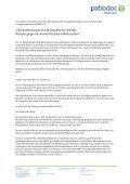 Pressemappe der patiodoc AG Stand: 1. Mai 2012 - Seite 2