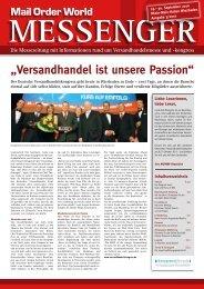 Die Messezeitung mit Informationen rund um - Neocom