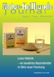 Journal - Luvos-Heilerde