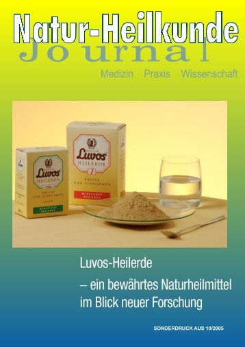 Journal - Luvos-Heilerde